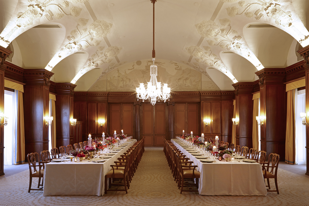 Sherwood Room Long Tables