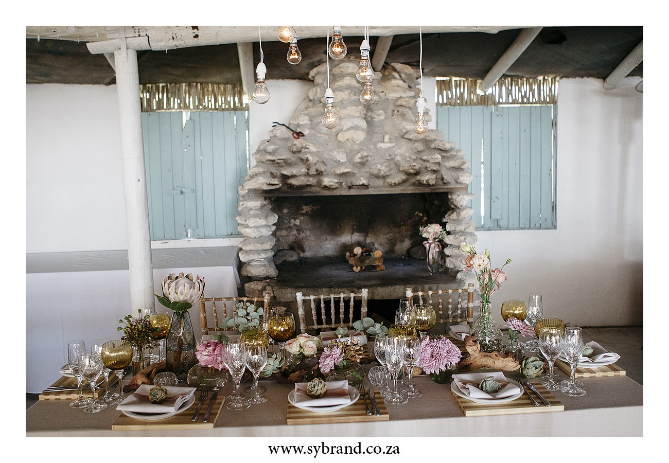 Yzerfontein Rustic Beach Wedding - Sorrento Events - Sybrand Cillie Photography