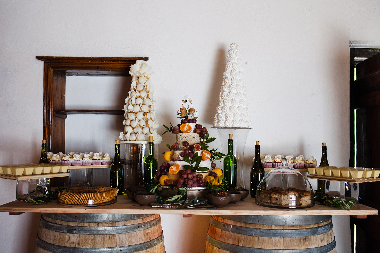 Annie & Jamie's Wedding at Spier Wine Estate, Stellenbosch | Sorrento Events