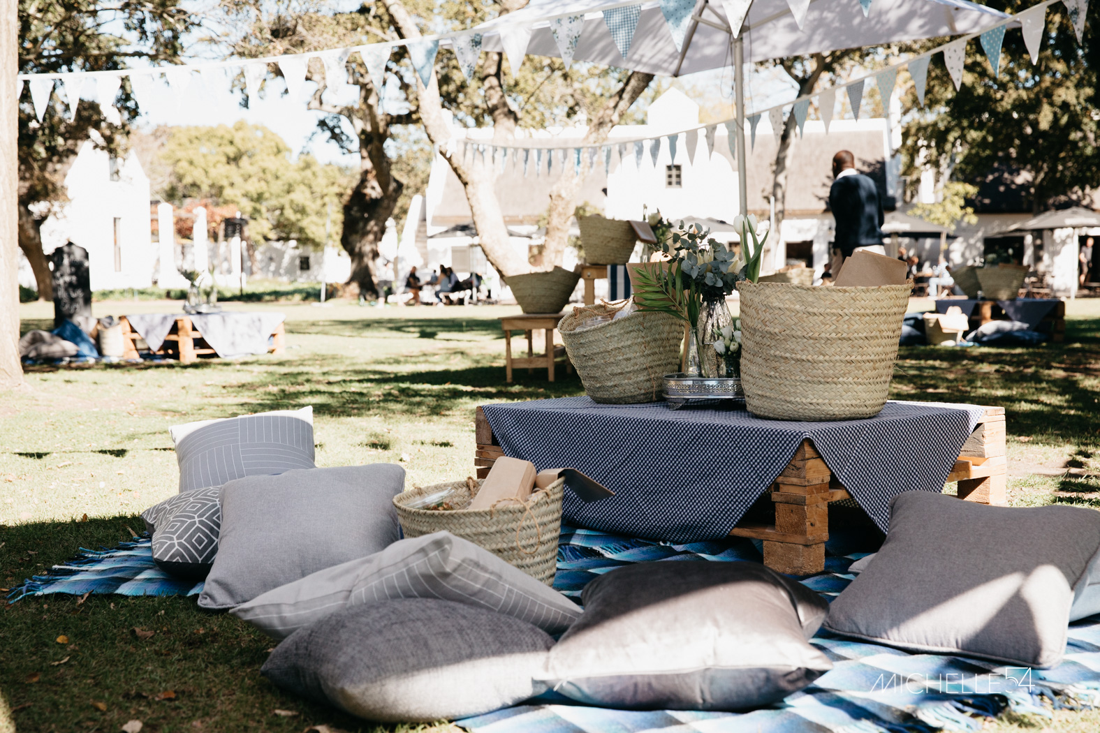 Sorrento Events Spier Picnic Lunch