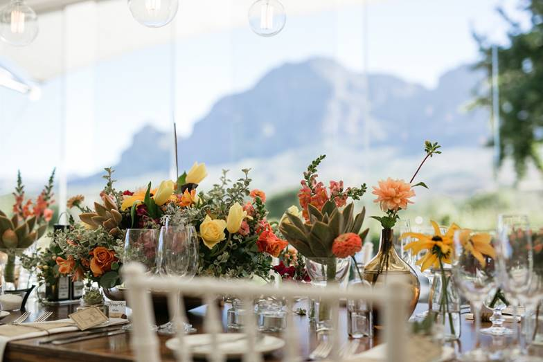 Sorrento Events, Tome & Elara Vrede and Lust Wedding