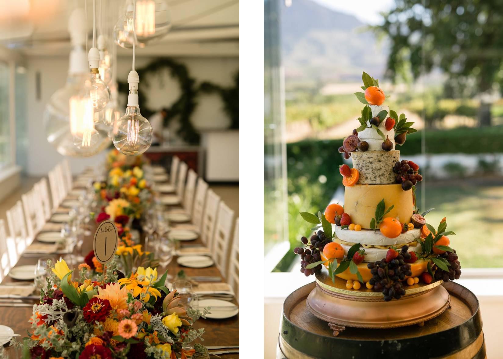 Sorrento Events, Tome & Elara Vrede and Lust Wedding